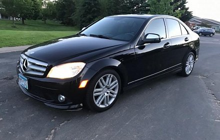 2009 MERCEDES C300 4MATIC